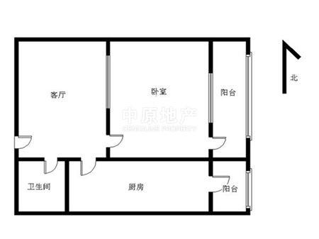 上地东里1室1厅1卫