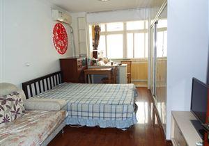 西城区 广安门外红莲南里44.68平南向一居室看房方便装修好