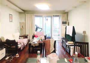 广安门 朗琴园新上南北通透三居室 满5年前后观景 装修好