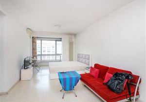 丰侨公寓 朝西一居室 户型方正 中间层 视野开阔 带天然气