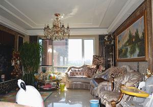 华润橡树湾三期高层观景房,南北通透四居,满两年急售!