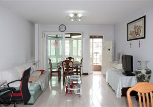 远大园五区,双卫三居室,高层采光好,温馨舒适,看房随时