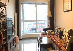 东二环 冠城名敦道 一梯两户 客厅南北通 全新装修