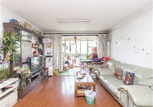 丽泽商务区 丽泽雅园 东南三居 婚房装修 高层观景 明厨明卫