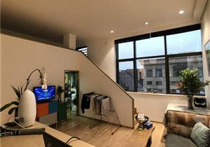 新世界 国瑞城公寓 高层一居 看国贸 送家具 09年小区